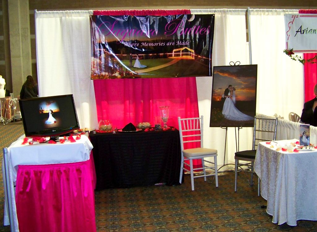 Tucson Bridal Expo All of us at Saguaro Buttes want to thank those who