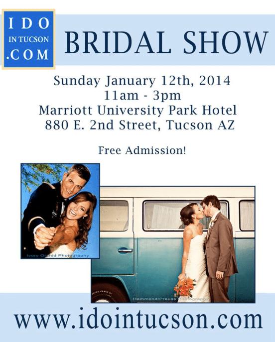 I Do in Tucson Bridal Fair this Coming Sunday - My Tucson Wedding