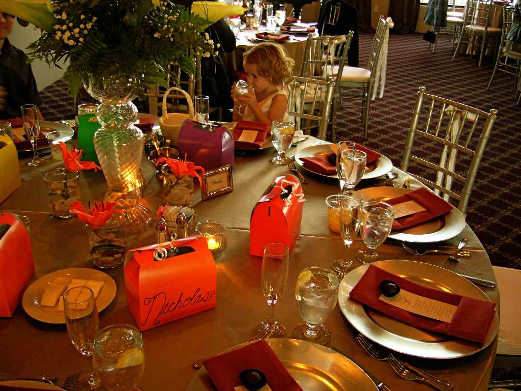 wedding ideas for kids table table at wedding my tucson wedding 27842