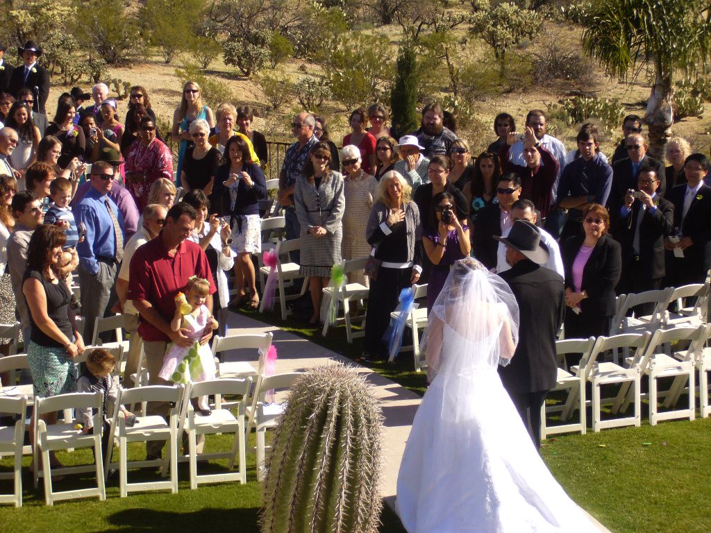 wedding ideas for walking down the aisle walking the aisle at an outdoor wedding my tucson 28189