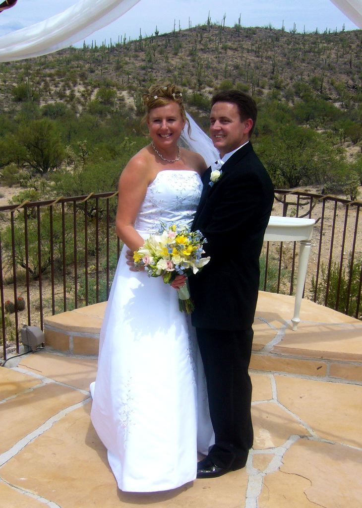 Neil Tolzman Amp Michelle Voight My Tucson Wedding