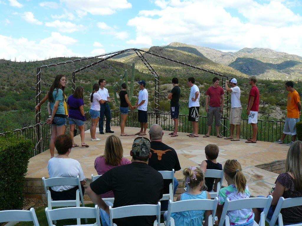 Tips for your wedding rehearsal my tucson wedding tips for your wedding rehearsal junglespirit Image collections