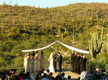 Tucson Wedding Ceremony