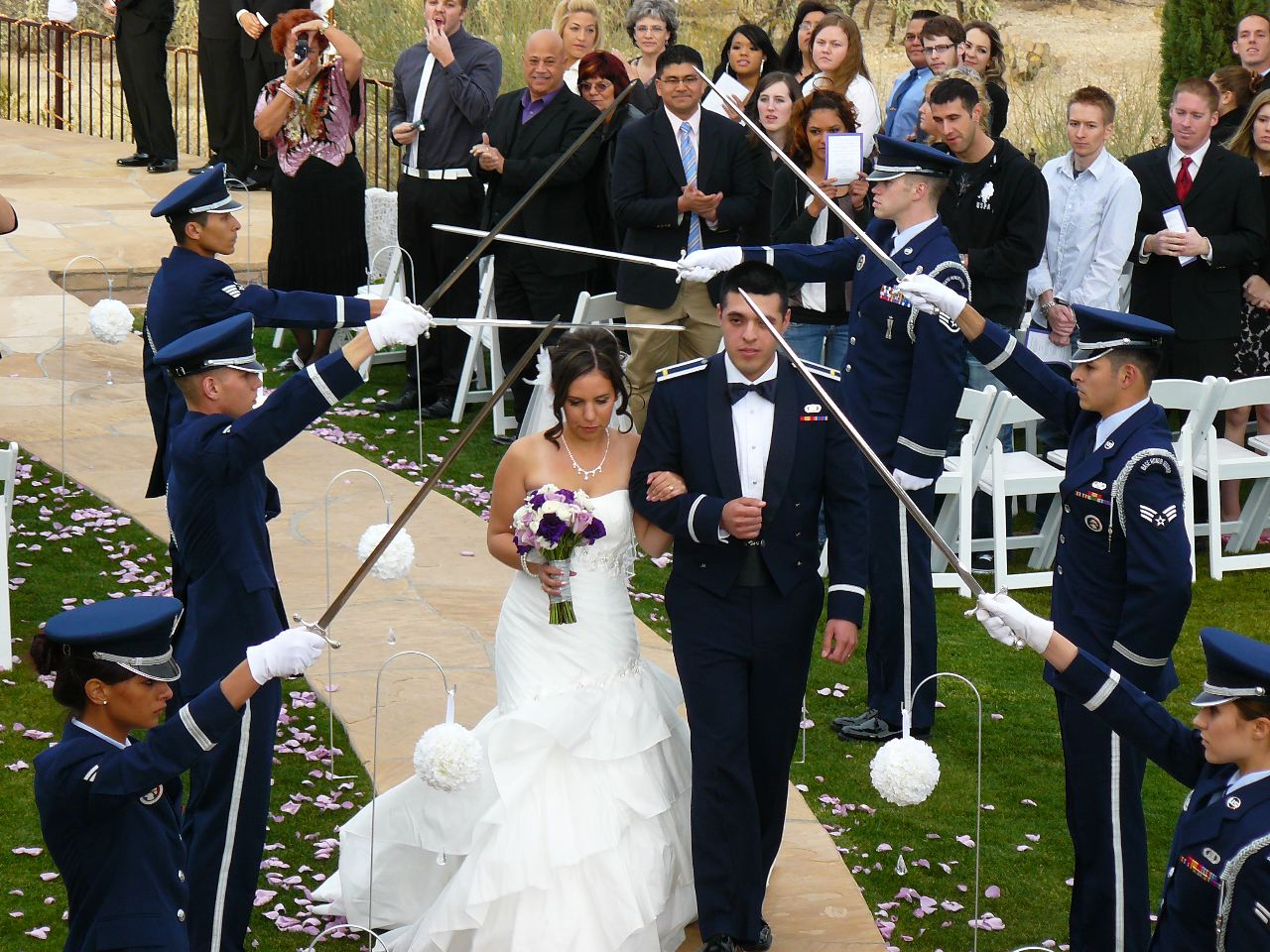 Brittany Amp Miguel My Tucson Wedding